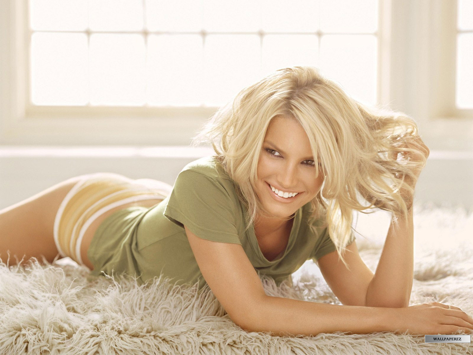 Jessica Simpson very hot 2011